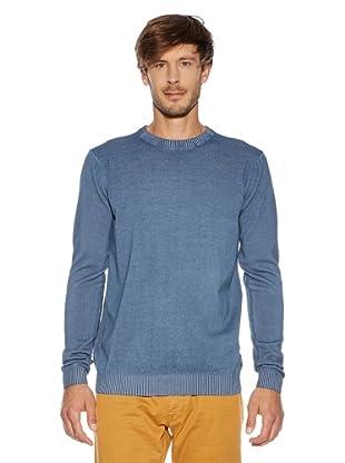 Solid! Jersey Fino (Azul)