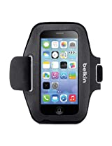 Belkin Sport-Fit Armband for iPhone 5 / 5S / 5c / SE (Black / Overcast)