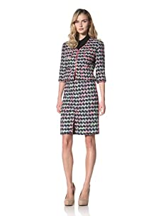 Jonathan Simkhai Women's Tweed Skirt (Candied Tweed)