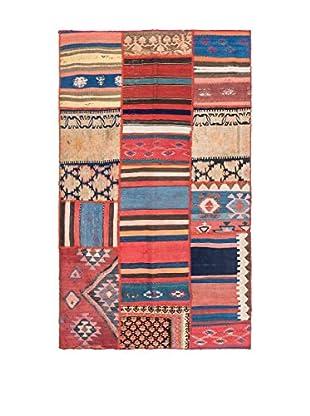 NAVAEI & CO. Teppich mehrfarbig 179 x 107 cm