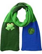 Kidorable Little Girls'  Frog Scarf