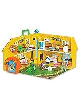 Iconix Happy Pororo House Korea Toy
