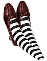 """Westland Giftware Wicked Witch of The East Legs Pewter Door Stop, 3"""""""