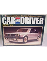 "Revell 7454 ""Car and Driver"" Series BMW 323i 1/24 Scale Plastic Model Kit"