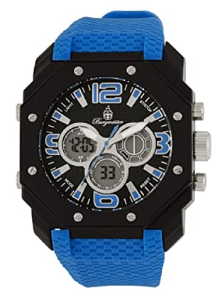 Burgmeister Herren-Armbanduhr Tokio Analog - Digital Quarz Silikon BM901-623