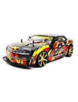 Velocity Toys Camaro SS Electric RC Drift Car 1:10 Graffiti 4WD RTR