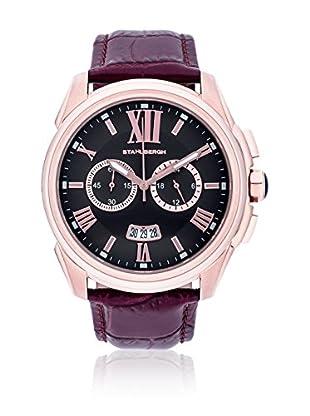 Stahlbergh Reloj Mx73 Ø 43,5 mm (Negro)