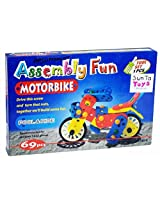 Sun Ta Toys Assembly Fun Motor Bike
