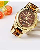 Leapord Bracelet Watch