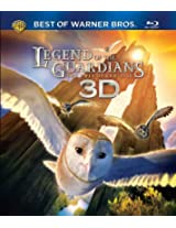 Legend of the Guardians:The Owls of Ga'hoole (3D)