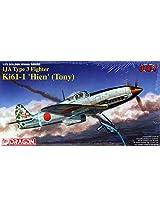 1/72 Type 3 Fighter Ki61 1 Tony Ija Dml5028