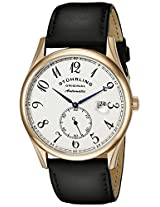 Stuhrling Original Analog Silver Dial Men's Watch - 171B.334532