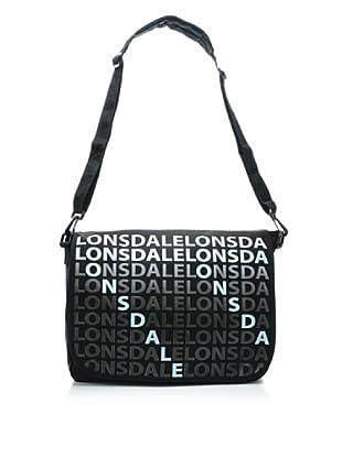 Lonsdale Bandolera Yantai (Negro)