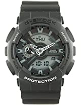 G-Shock G302-Ga-110C-1Adr Black Analog & Digital Watch