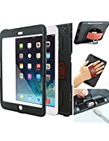 Minisuit Snap Rotating Case + Hand Strap for iPad Mini 4