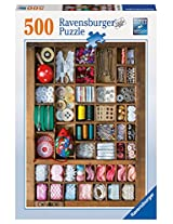 Ravensburger The Sewing Box Puzzle (500-Piece)