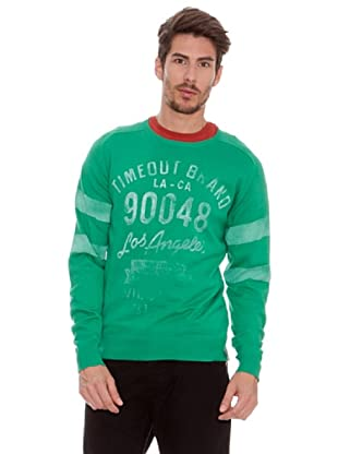 Timeout Jersey Texto (Verde)