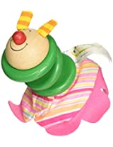 Wonderworld Rattle, Caterpillar (Discontinued by Manufacturer)