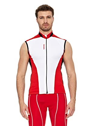 Inverse Maillot Ciclismo Free (Rojo)