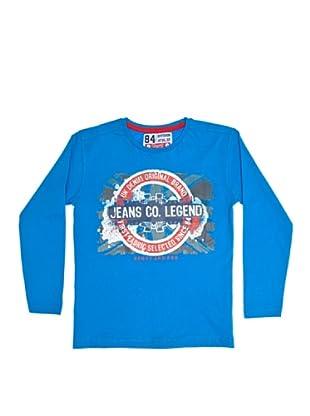 Scott&Fox Camiseta Caribou (Azul)