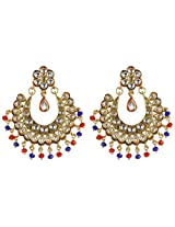 Gorgeous Bollywood Design Kundan Made Fashion Earring For Women Gift Jewelry