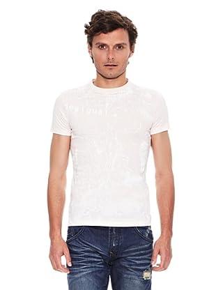 Desigual Camiseta Vinz Rep (Rosa)