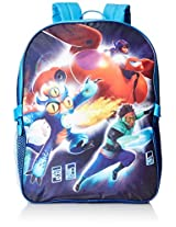 Disney Boys' Big Hero 6 Backpack with Detachable Lunch Kit