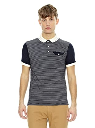 Merc Polo Cole (Blu Navy)