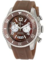 Vip Time Italy Women's VP8028BR Magnum Lady Sporty Chronograph Watch