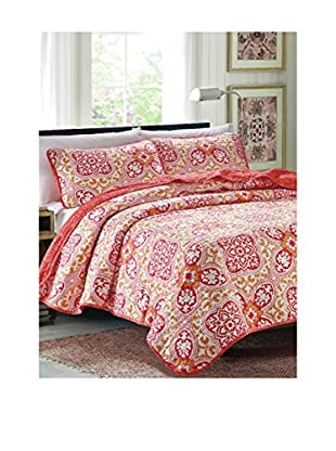 Luxury Home 3-Piece Moore Quilt Set