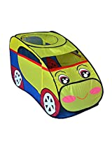 PIGLOO Car Pop-Up Tent Play House for Kids Ages 3+ Years, 125x70x70cm, 1 Piece