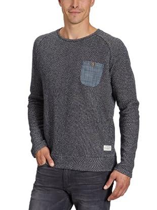 Cottonfield Sweatshirt (Blau)