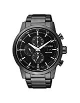 Citizen Chronograph Black Dial Men's Watch - CA0615-59E