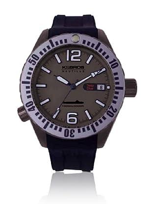K&BROS Reloj 9901 (titanio)