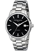Frederique Constant Men's FC-303B5B6B Classics Swiss Automatic Black Dial Watch