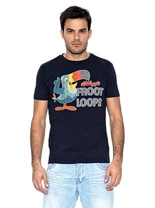 Springfield Camiseta Fruit Kellogs (Azul Marino)