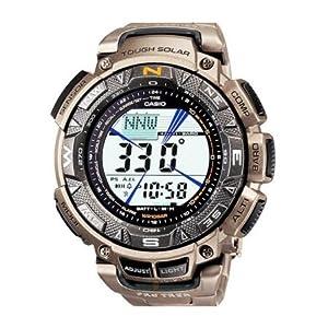 Casio ProTrek (Digital Line-up) PRG-240T-7DR (SL49) Watch - For Men