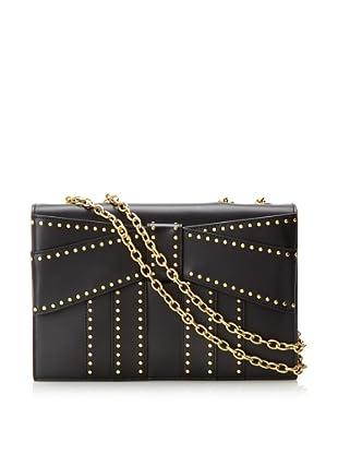 Z Spoke by Zac Posen Women's Shirley Shoulder Bag (Studded Black)