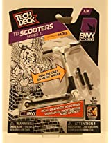 1 TECH DECK SCOOTER - Scooters Series 2 (3/8) - ENVY - Black/White
