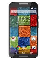 Motorola Moto X (2nd generation) Unlocked Cellphone, 16GB, Black Soft Touch (U.S. Warranty)