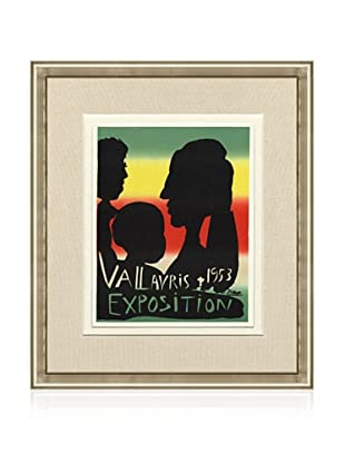 Pablo Picasso Vallauris Exposition, 1959