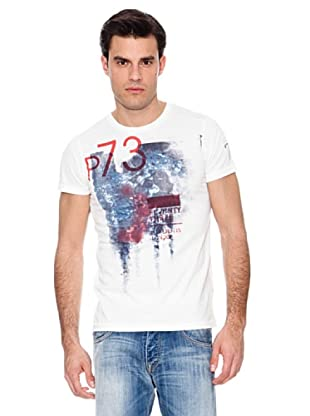 Pepe Jeans London Camiseta Esp (Blanco)