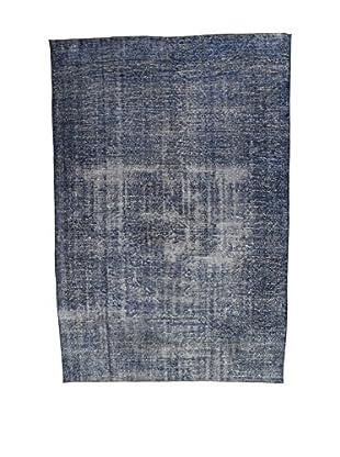 Design Community By Loomier Teppich Anatolian Vintage denim 212 x 315 cm