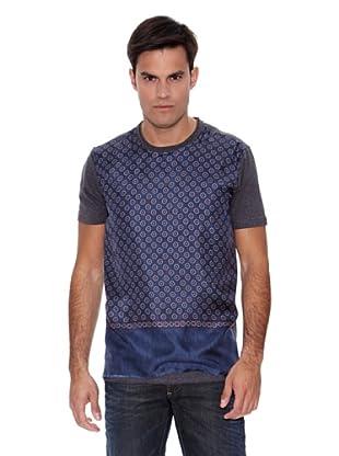 Dolce&Gabbana Camiseta Plato (Gris)