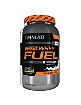 Twinlab 100% Whey Fuel - 2 lbs (Cookies and Cream)