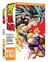 Dragon Ball Z: Movie Pack Collection Two (Movies 6-9)