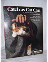 bePuzzled Catch as Cat Can Jigsaw Mystery Puzzle