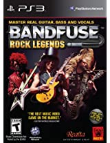 BandFuse: Rock Legends - Artist Pack (PS3)