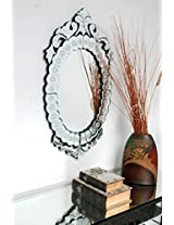 Wall Mirror VDS-23 (size = 42x22 Inches)
