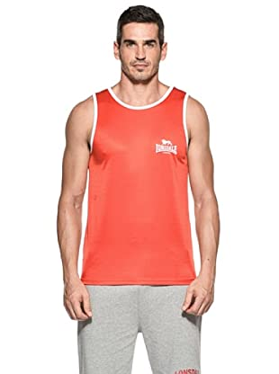 Lonsdale Camiseta Bang Lamung (Rojo)